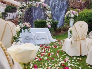 Flores Ceremonia Iglesia Palma de Mallorca (2)