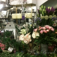 Flower Shop in Mallorca - FloresBorneo - Wedding