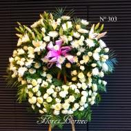 180€ - Corona de Flores - Palma de Mallorca - Envio gratuito a Palma