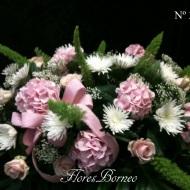 120€ - Centro de Flores para difunto en Palma de Mallorca