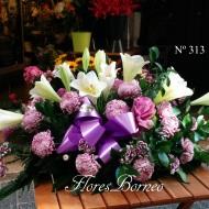 100€ - Centro de Flores Para difunto