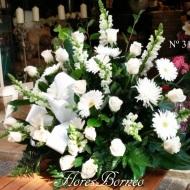 60€ - Centro de Flores Para difunto